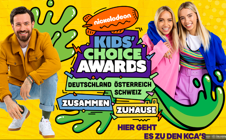 Nickelodeon Kids Choice Award 2020
